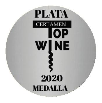 MedallaPlataTopWine2020